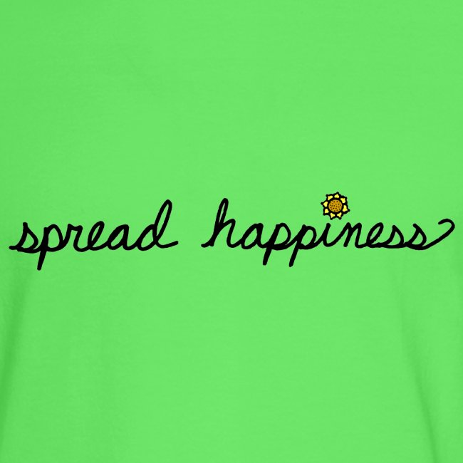 Spread Happiness Women's T-shirt
