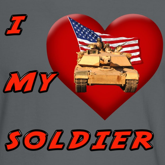 I Heart my Soldier