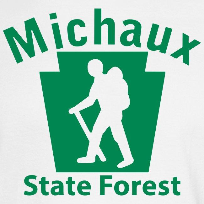 Michaux State Forest Keystone Hiker male
