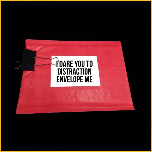 Distraction Envelope