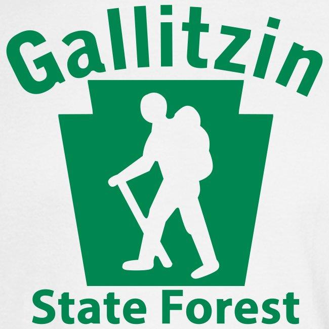 Gallitzin State Forest Keystone Hiker male