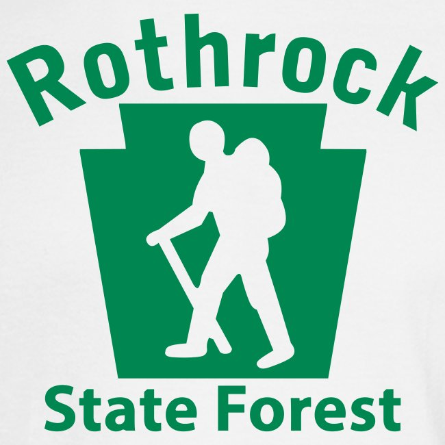 Rothrock State Forest Keystone Hiker male