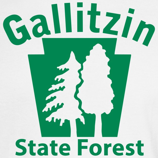 Gallitzin State Forest Keystone (w/trees)