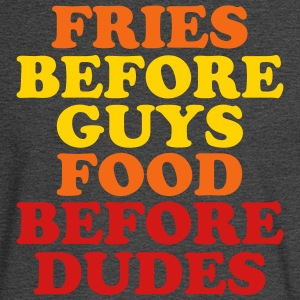 Fries Before Guys - Men's Long Sleeve T-Shirt