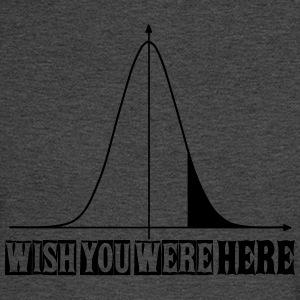 Wish you were here - Men's Long Sleeve T-Shirt
