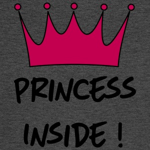 princess inside - Men's Long Sleeve T-Shirt