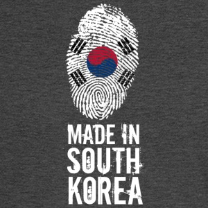 Made In South Korea / Südkorea / 대한민국, 大韓民國 - Men's Long Sleeve T-Shirt