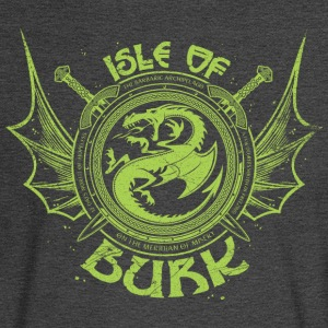 Isle of Burk - Men's Long Sleeve T-Shirt