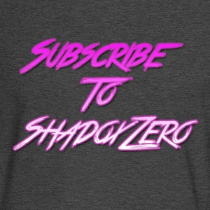 Subscribe To ShadoxZero - Men's Long Sleeve T-Shirt