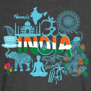 Welcome to India Shirt - Men's Long Sleeve T-Shirt