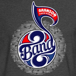 Branson High School Band - Men's Long Sleeve T-Shirt