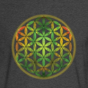 flower of life - Men's Long Sleeve T-Shirt