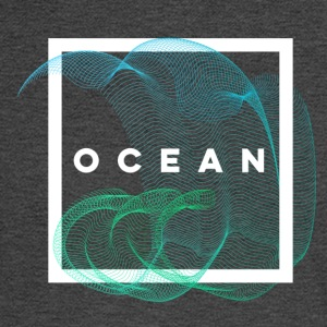 ocean wave - Men's Long Sleeve T-Shirt