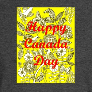 Happy Canada Day 2 - Men's Long Sleeve T-Shirt