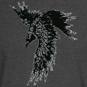 FOR I AM THE RAVEN THE CHILD OF ODIN - Men's Long Sleeve T-Shirt