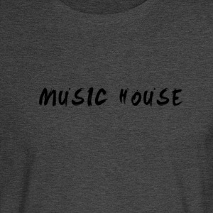 Music House - Men's Long Sleeve T-Shirt