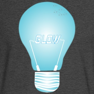 CREATIVE DESIGN || GLOW - Men's Long Sleeve T-Shirt