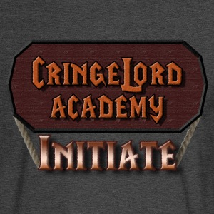 CringeLord Academy Initiate - Men's Long Sleeve T-Shirt
