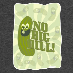 No Big Dill Pickle Pal - Men's Long Sleeve T-Shirt
