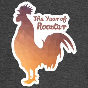 Year of Rooster - Men's Long Sleeve T-Shirt