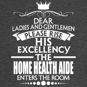 HOME HEALTH AIDE - EXCELLENCY - Men's Long Sleeve T-Shirt