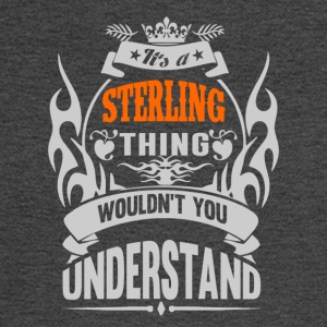 IT'S A STERLING THING TSHIRT - Men's Long Sleeve T-Shirt