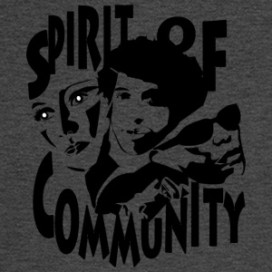 SPIRIT OF CUMMUNITY - Men's Long Sleeve T-Shirt