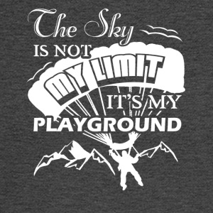 Paragliding Playground Shirts - Men's Long Sleeve T-Shirt