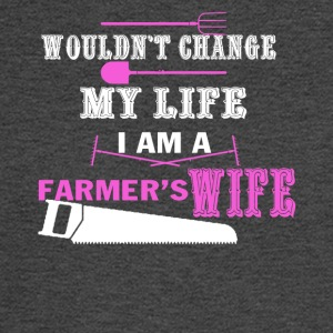 Farmer Wife Tee Shirt - Men's Long Sleeve T-Shirt