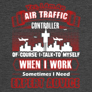 AIR TRAFFIC CONTROLLER SHIRT - Men's Long Sleeve T-Shirt