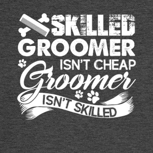 Skilled Groomer Isn't Cheap Shirt - Men's Long Sleeve T-Shirt