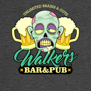 Zombie Walkers Bar and Pub - Men's Long Sleeve T-Shirt