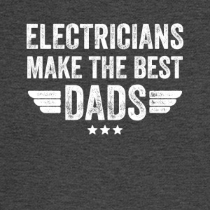 electricians make the best dads - Men's Long Sleeve T-Shirt