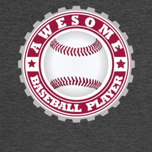 Awesome Baseball player - Men's Long Sleeve T-Shirt