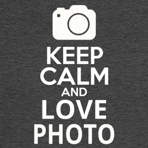 Keep Calm And Love Photo - Men's Long Sleeve T-Shirt
