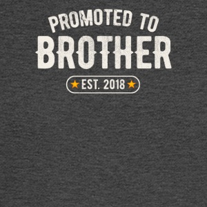 Promoted To Brother 2018 - Men's Long Sleeve T-Shirt