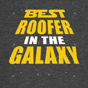Best Roofer In The Galaxy - Men's Long Sleeve T-Shirt
