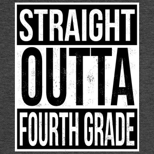 Straight Outta Fourth Grade - Men's Long Sleeve T-Shirt