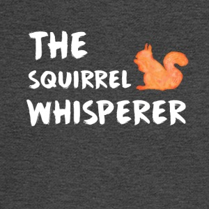 squirrel whisperer - Men's Long Sleeve T-Shirt