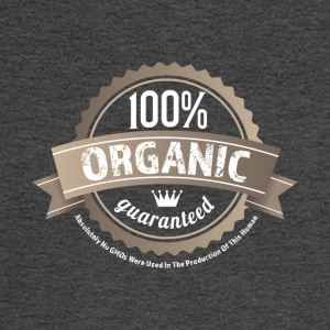 100% Organic - Men's Long Sleeve T-Shirt
