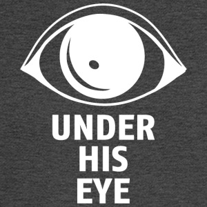 Under His Eye - Men's Long Sleeve T-Shirt