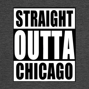 STRAIGHT OUTTA CHICAGO - Men's Long Sleeve T-Shirt