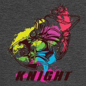 cOLORFUL KNIGHT - Men's Long Sleeve T-Shirt