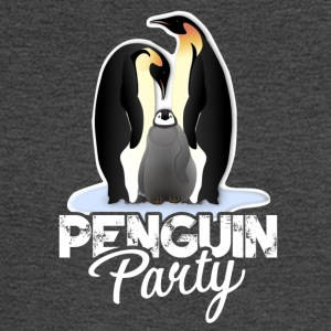 Penguin Party Clothes - Men's Long Sleeve T-Shirt