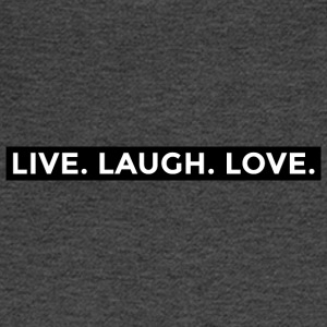 Live Laugh Love - Men's Long Sleeve T-Shirt