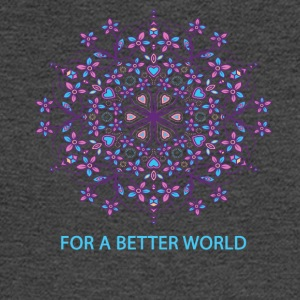 For a better world - Men's Long Sleeve T-Shirt