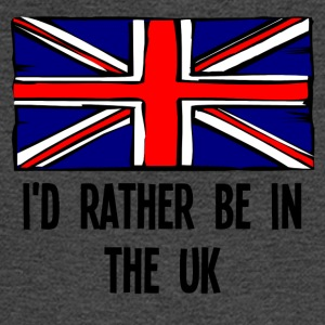I'd Rather Be In the UK - Men's Long Sleeve T-Shirt