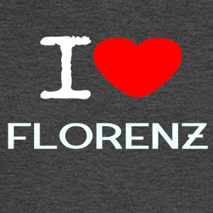 I LOVE FLORENZ - Men's Long Sleeve T-Shirt