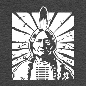 Native American Indian Chief - Men's Long Sleeve T-Shirt