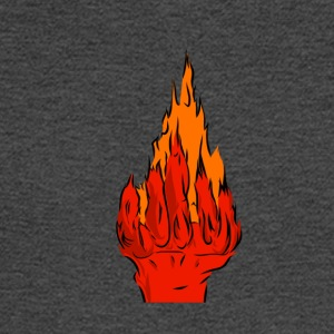 Fire Hands - Men's Long Sleeve T-Shirt